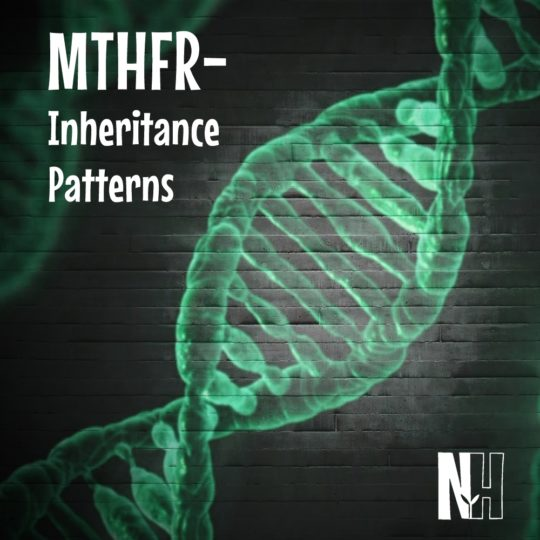 MTHFR Inheritance Patterns - Naturally, Holistically Healthy
