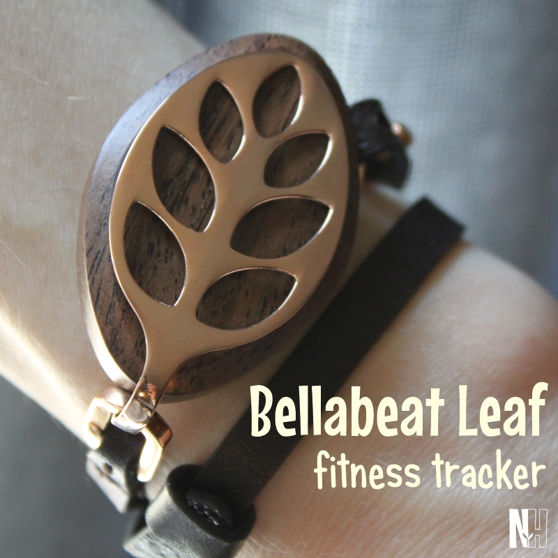 Bellabeat Leaf fitness tracker